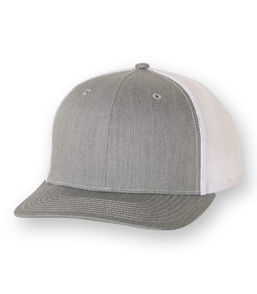 Picture of 112 - Richardson - Trucker Snapback Cap